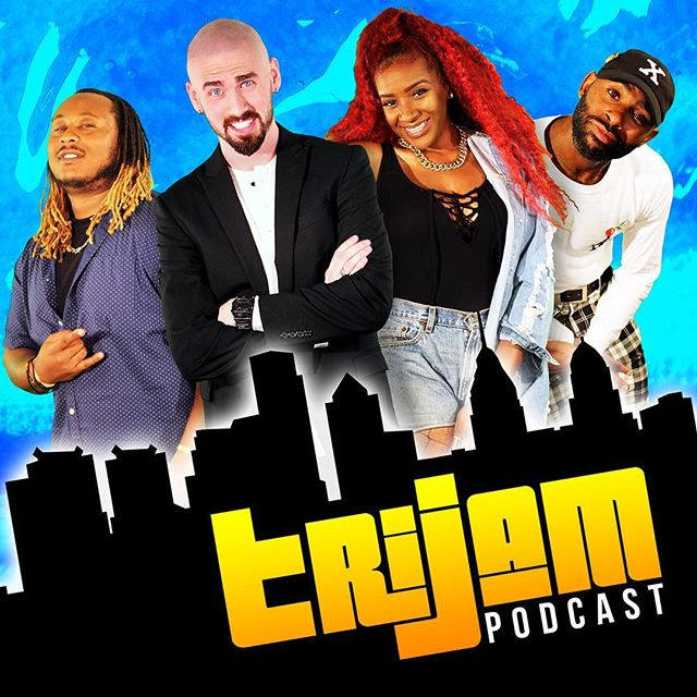 Always improving!! You can listen to #TriJamPodcast wherever you listen to podcasts (except SoundCloud... cause they're being strange... like... act like you know us... cause you do) . . @thekylemaack @shaedavis_music @joriversmusic @_shaunlowe_ #TriJam #podcast #localartists #forartistsbyartists #tristate #tristatearea #rnb #hiphop #artistshowcase #philly #nj #wilmingtonde #de #pennsylvania #followus #realmusic #trijampodcast #phillymusic #njmusic #delawaremusic #hiphop #rap #rnb #comedy
