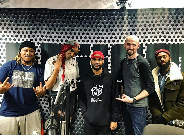 #aboutlastnight Very good to have this talented artist @michael_fiya on the show last night! Follow him and look out for Episode 18 of #trijampodcast tomorrow 🙌🏻🙌🏼🙌🏽 . . @thekylemaack @shaedavis_music @joriversmusic @_shaunlowe_ #TriJam #podcast #localartists #forartistsbyartists #tristate #tristatearea #rnb #hiphop #artistshowcase #philly #nj #wilmingtonde #de #pennsylvania #followus #realmusic #trijampodcast #phillymusic #njmusic #delawaremusic #hiphop #rap #rnb #comedy