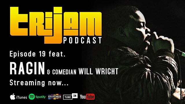 💥STREAMING NOW!!💥 Episode 19 of #trijampodcast with @therealragin856 and guest host @fakewillwright is available wherever you listen to podcasts 🙌🏻🙌🏼🙌🏽 . . @thekylemaack @shaedavis_music @joriversmusic @_shaunlowe_ #TriJam #podcast #localartists #forartistsbyartists #tristate #tristatearea #rnb #hiphop #artistshowcase #philly #nj #wilmingtonde #de #pennsylvania #followus #realmusic #trijampodcast #phillymusic #njmusic #delawaremusic #hiphop #rap #rnb #comedy
