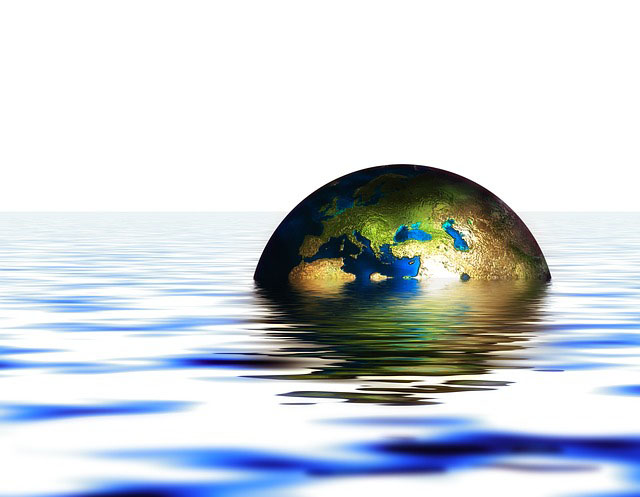 Pacific Island nations are most at risk from rising sea levels. Image: Pixabay
