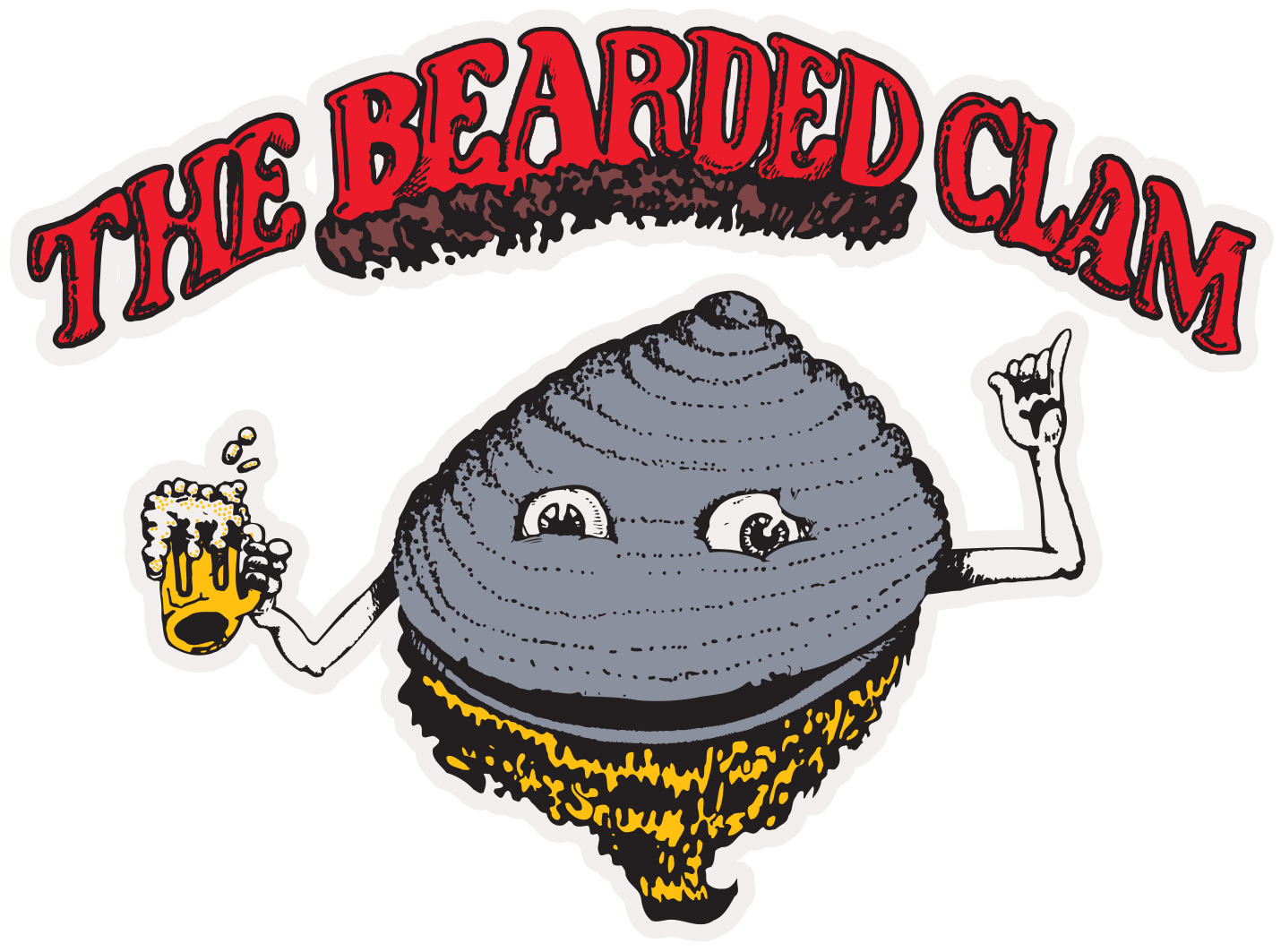 The Bearded Clam