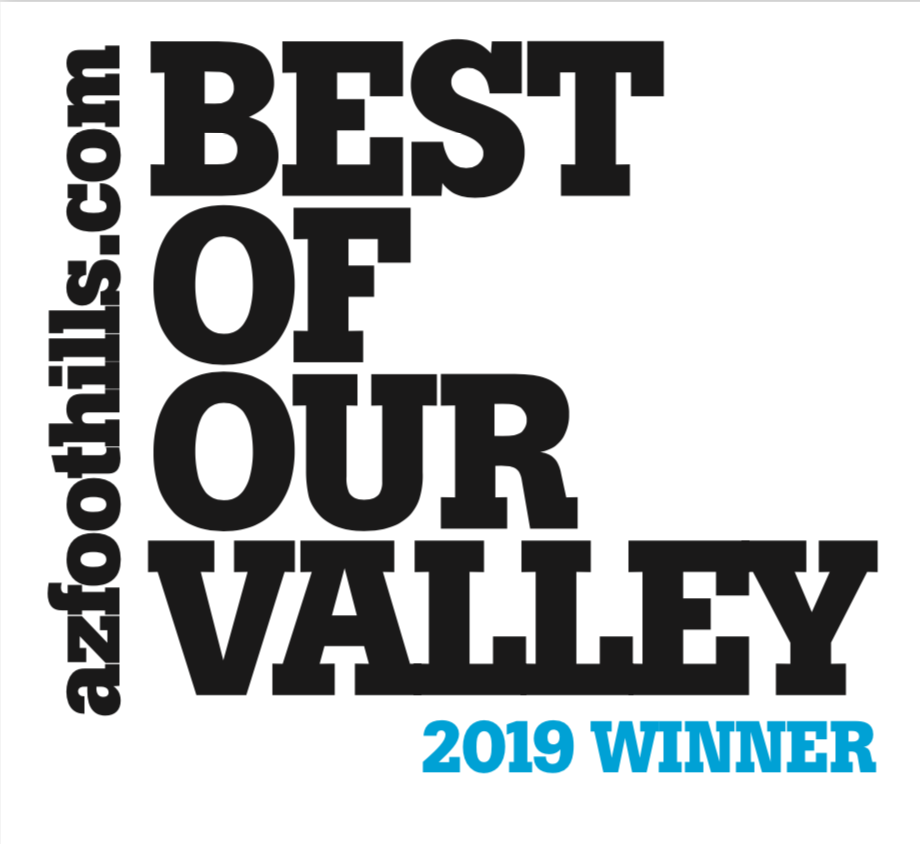 "Voted 2019 ""Best of Our Valley"" as Best Photographer  in the Family and Portraits Category"