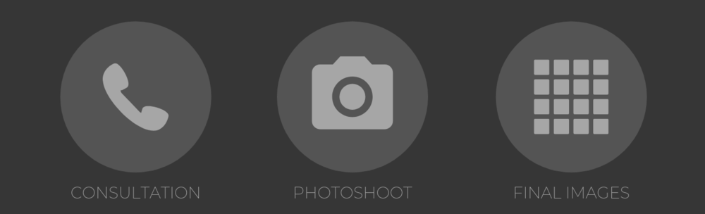 Ines Piquet Images Headshot Photoshoot Process