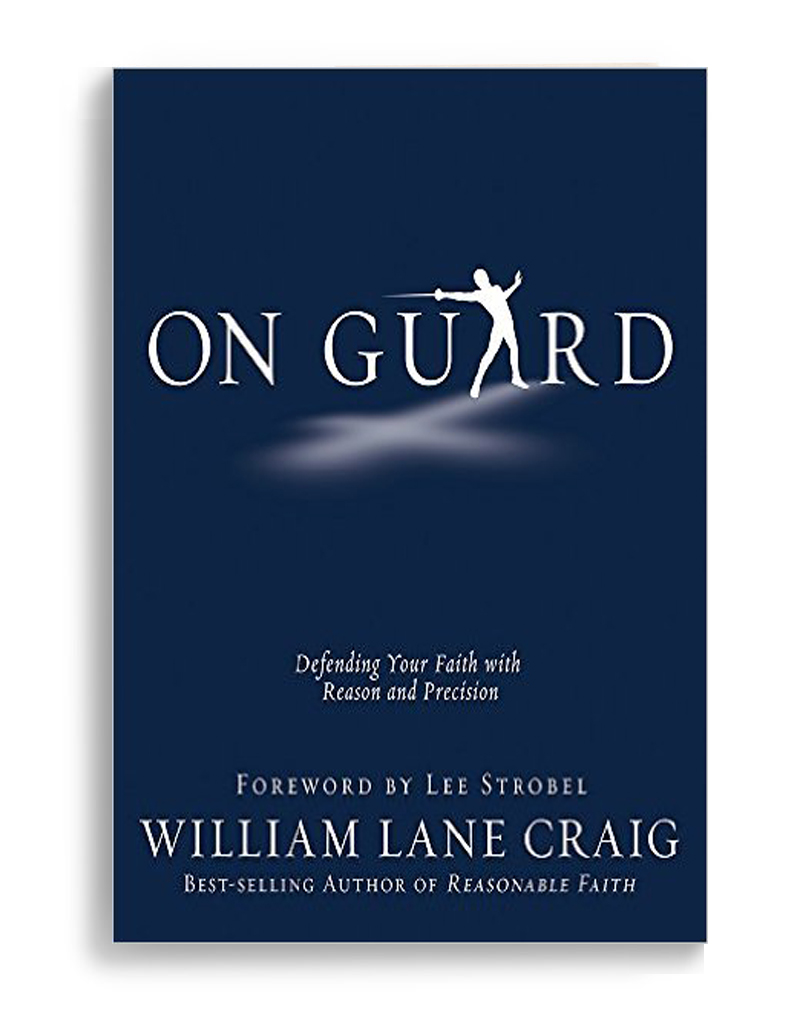 On Guard - This concise guide is filled with illustrations, sidebars, and memorizable steps to help Christians stand their ground and defend their faith with reason and precision. In his engaging style, Dr. Craig offers four arguments for God's existence, defends the historicity of Jesus' personal claims and resurrection, addresses the problem of suffering, and shows why religious relativism doesn't work. Along the way, he shares his story of following God's call in his own life.
