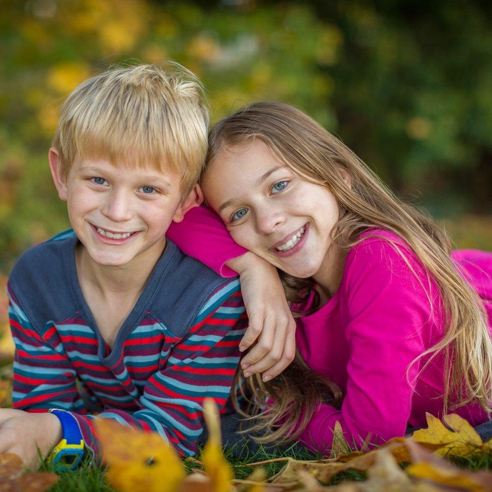 CANDID PORTRAITS OF CHILDREN