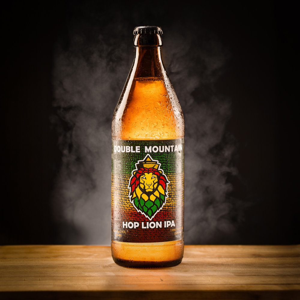 Double Mountain Hop Lion IPA