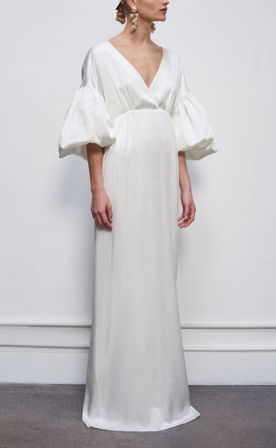 Scarlett Ivory Dress