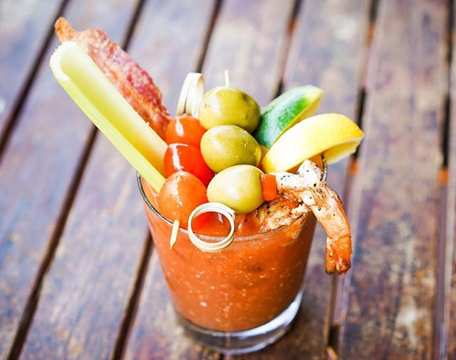 Sundays are for Wicked Bloody Mary's, especially here in sunny Los Angeles! Our cocktail shoot with @wehobistro turned out beautifully. What's your go-to Sunday indulgence? 🥂
