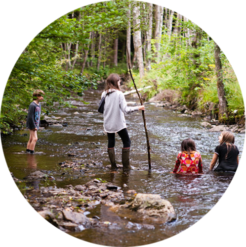 values kids in river bubbles photo sonja read.png