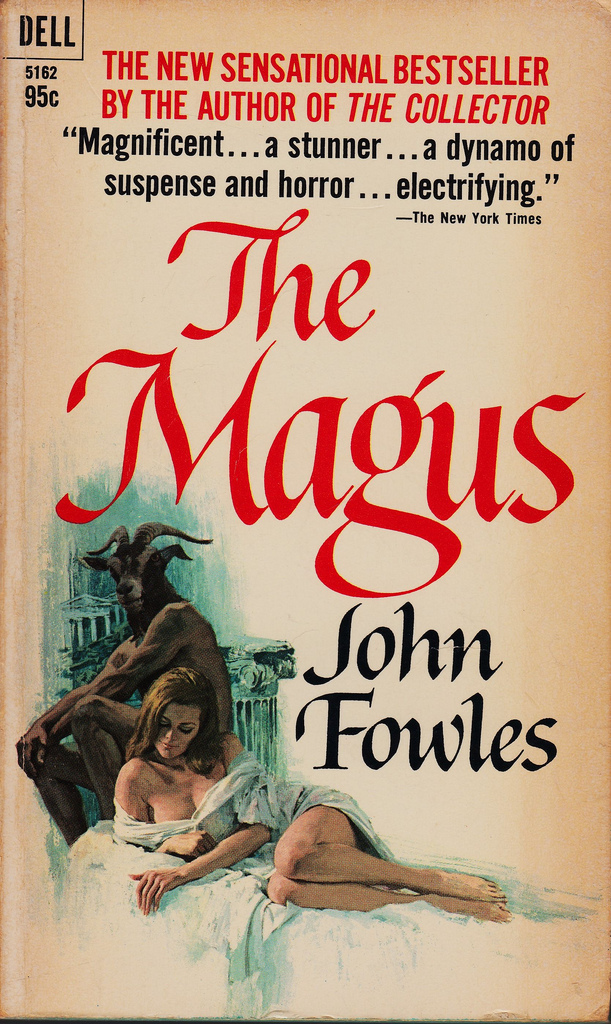 One of the book's many sultry cover illustrations.