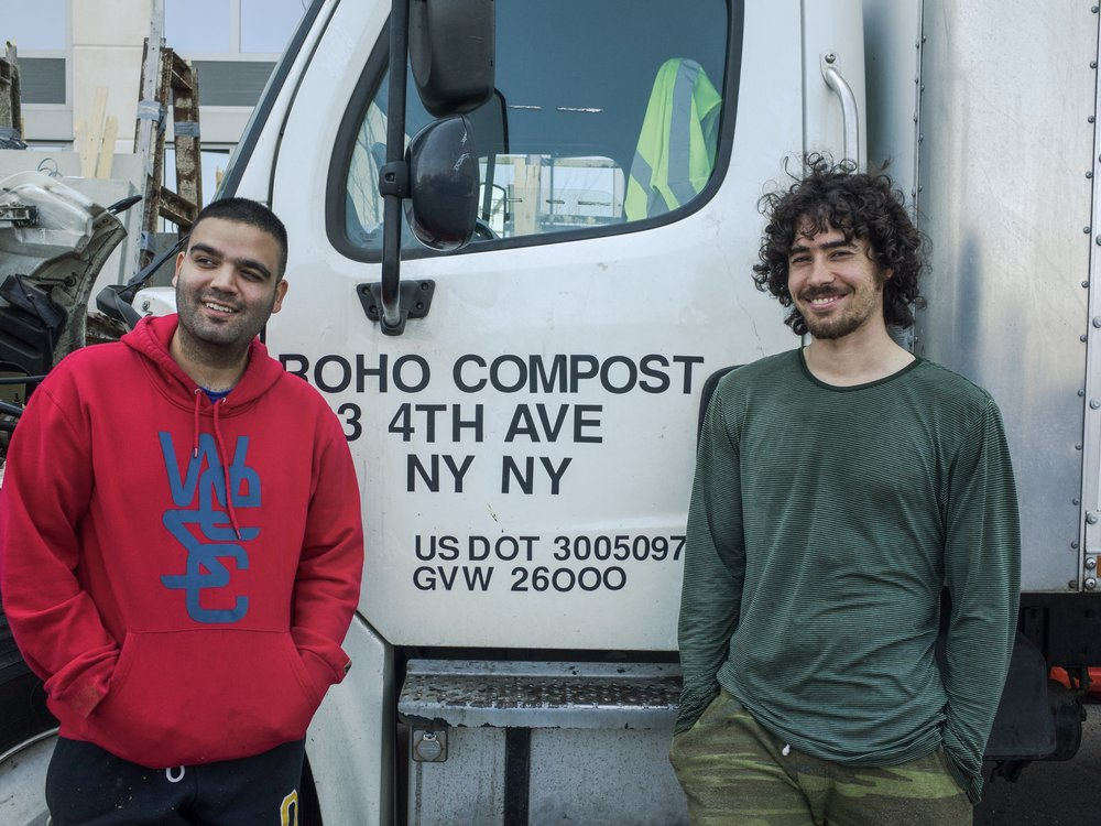 Our Mission - Roho Compost is a non-profit organization dedicated to reducing food waste through composting, food recovery and education.
