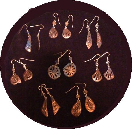 Enameled Copper Shells
