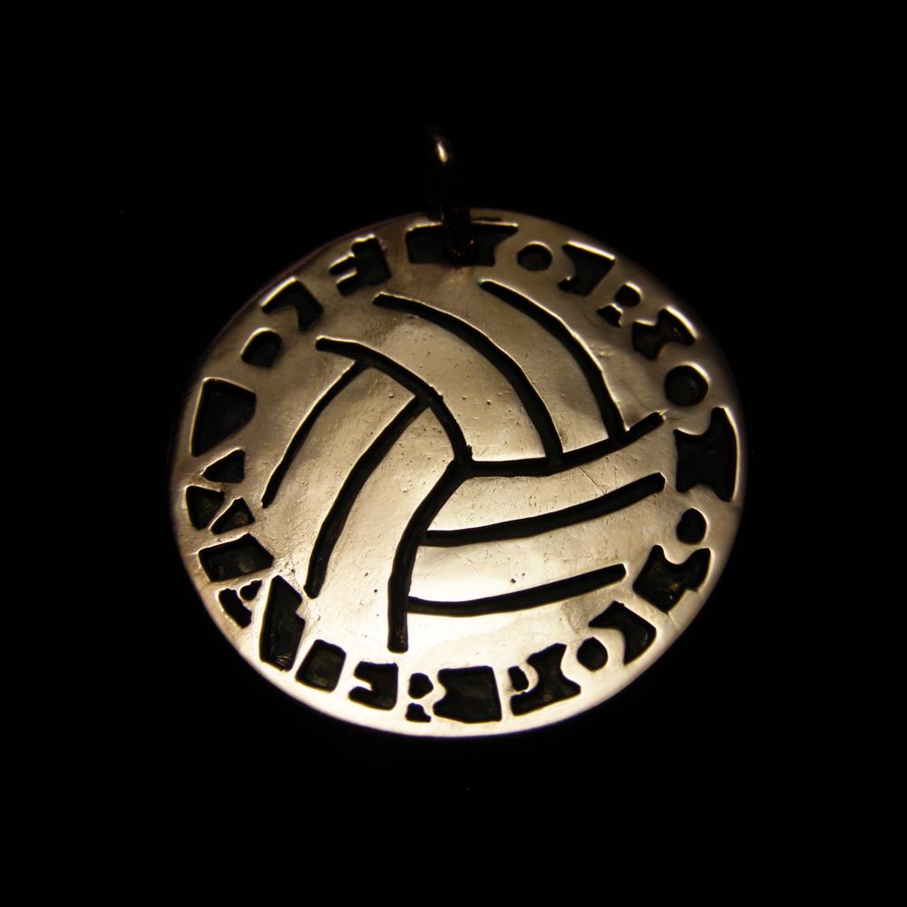 Coach's Copper Key Fob or Pendant