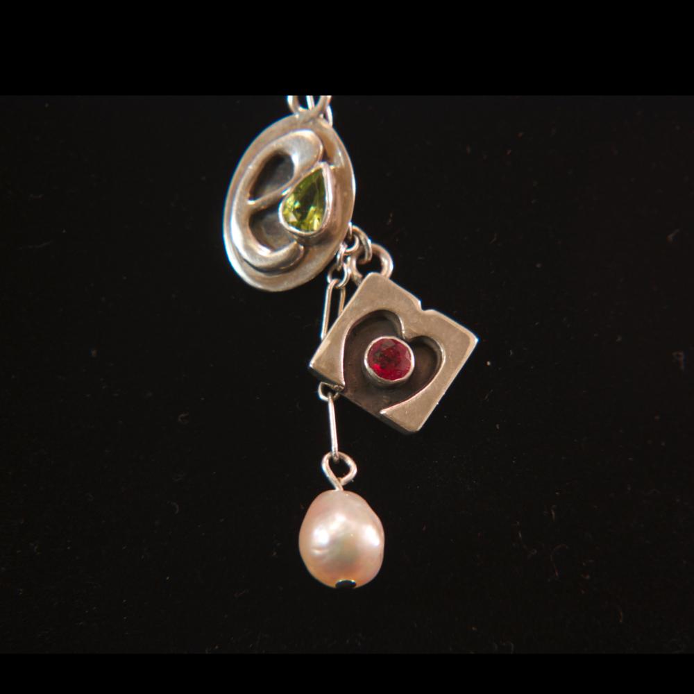 Grandma Charm Necklace - View 3