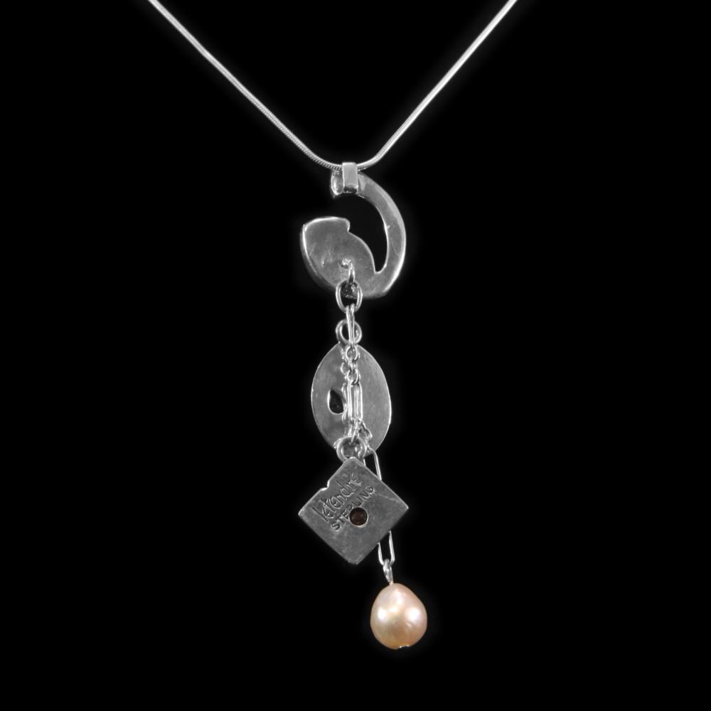 Grandma Charm Necklace - View 2