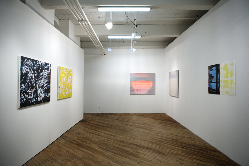 installation view, 2008, Magic, Magic, Vox Populi Gallery, Philadelphia, PA