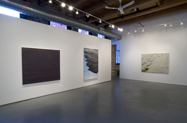 installation view, 2007, Extended Visits, Skestos Gabriele Gallery