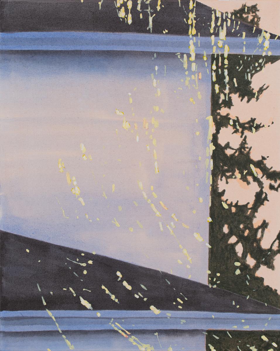 "untitled (806), 2018, acrylic on canvas, 20"" x 16"""