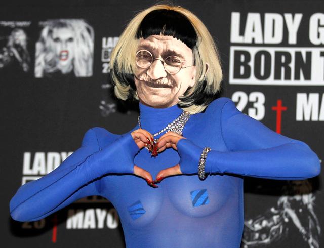 Lady Gagandhi