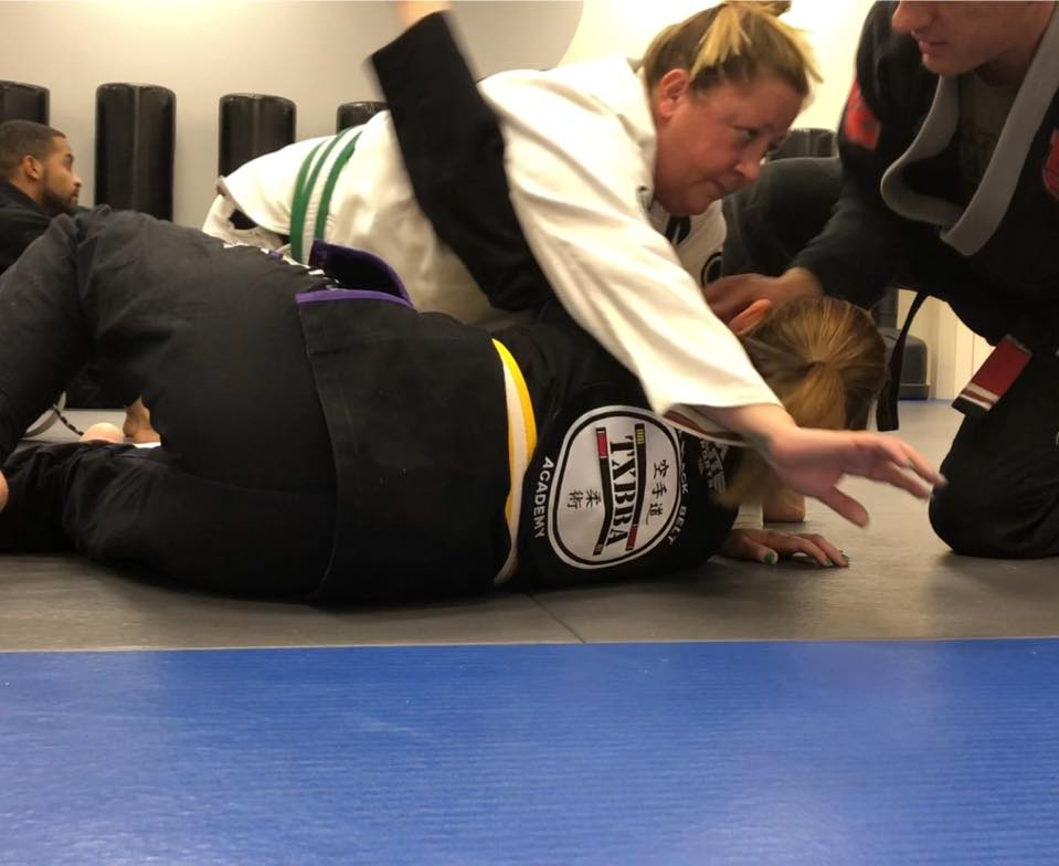 Brazilian Jiu Jitsu - TX Black Belt Adademy's Jiu Jitsu classes are the best way to help you reach your full potential!