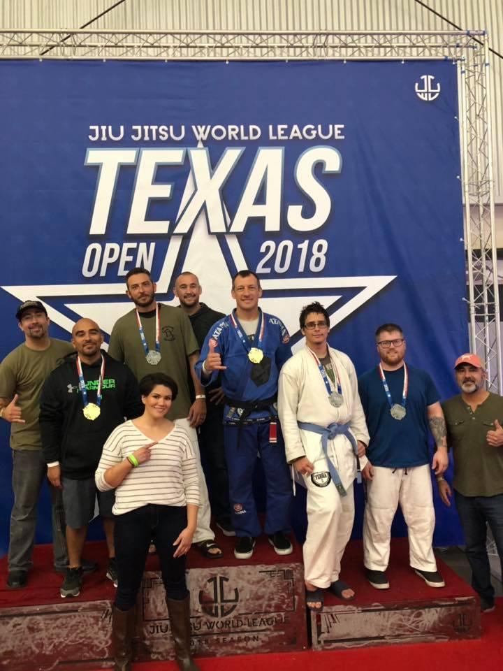 JJ World League Texas Open 2018
