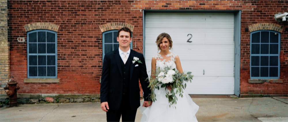 """The Wondrous, Faith-Centered Wedding of Sam & Brenna - """"You are everything I've ever prayed for and dreamed of."""""""