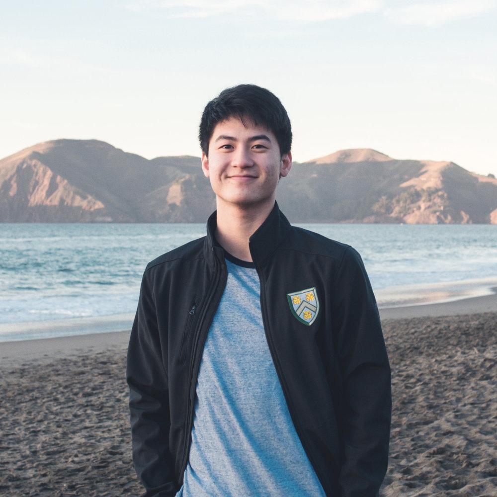Austin Chang   Princeton 2022