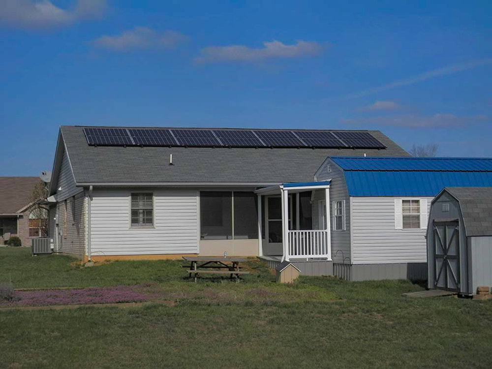 Residential Solar Power Instalations