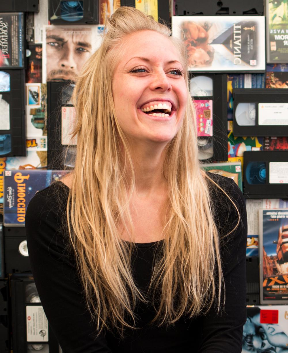 Ida Theresa Myklebost -