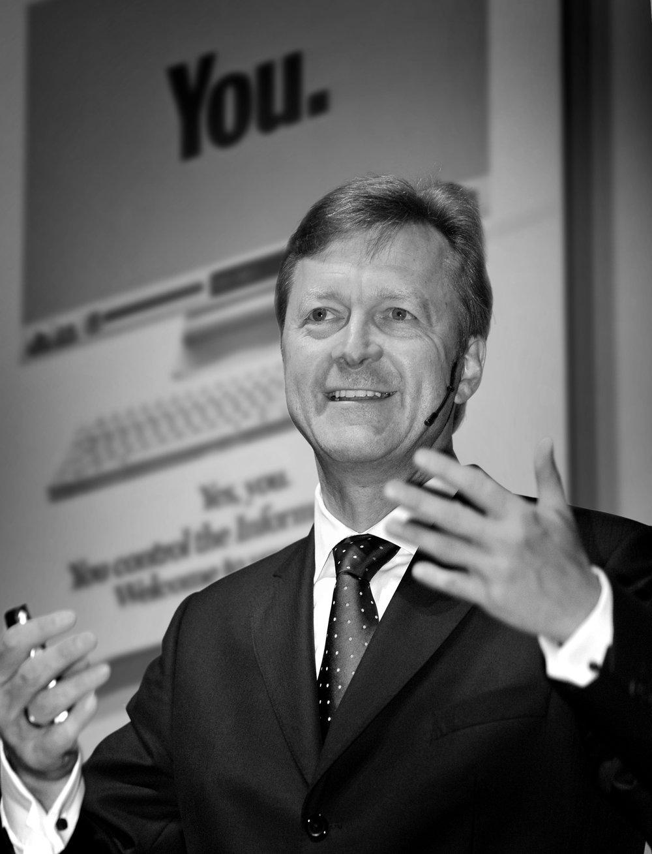 Prof. Dr. Ewald Wessling