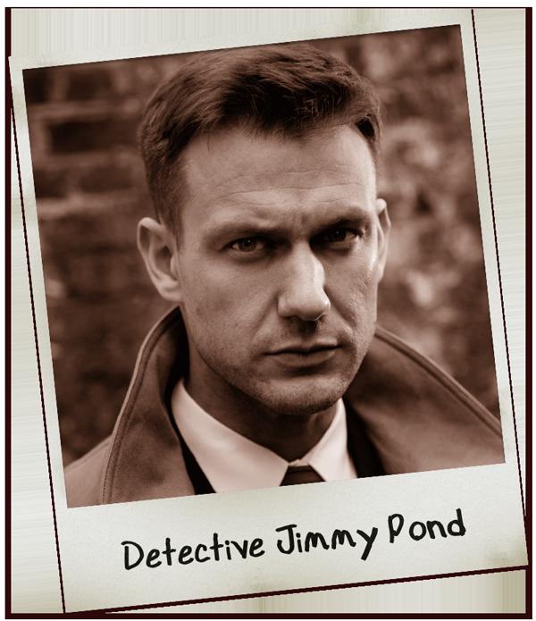 Detective Jimmy Pond
