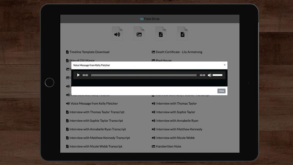 Audio View