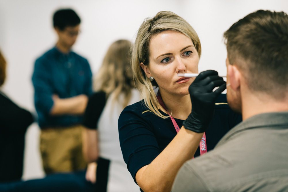 Dr Emma Ravichandran  BDS. MFDS worked as a general dental practitioner with special interest in paediatric dentistry for 15 years before establishing a successful career in aesthetics.