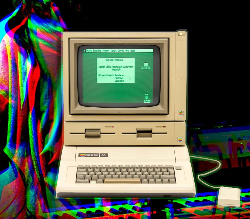 The Apple II Computer