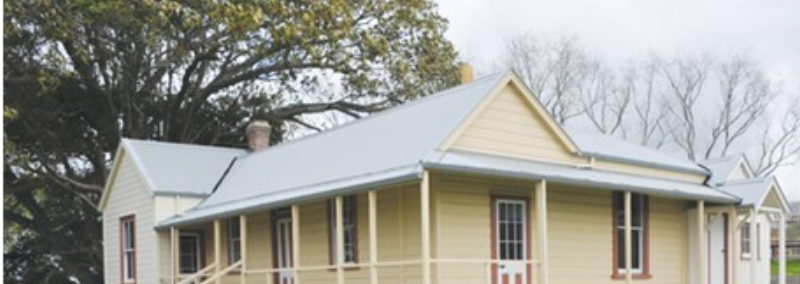 Millwater's Stoney Homestead - a much loved community hub.