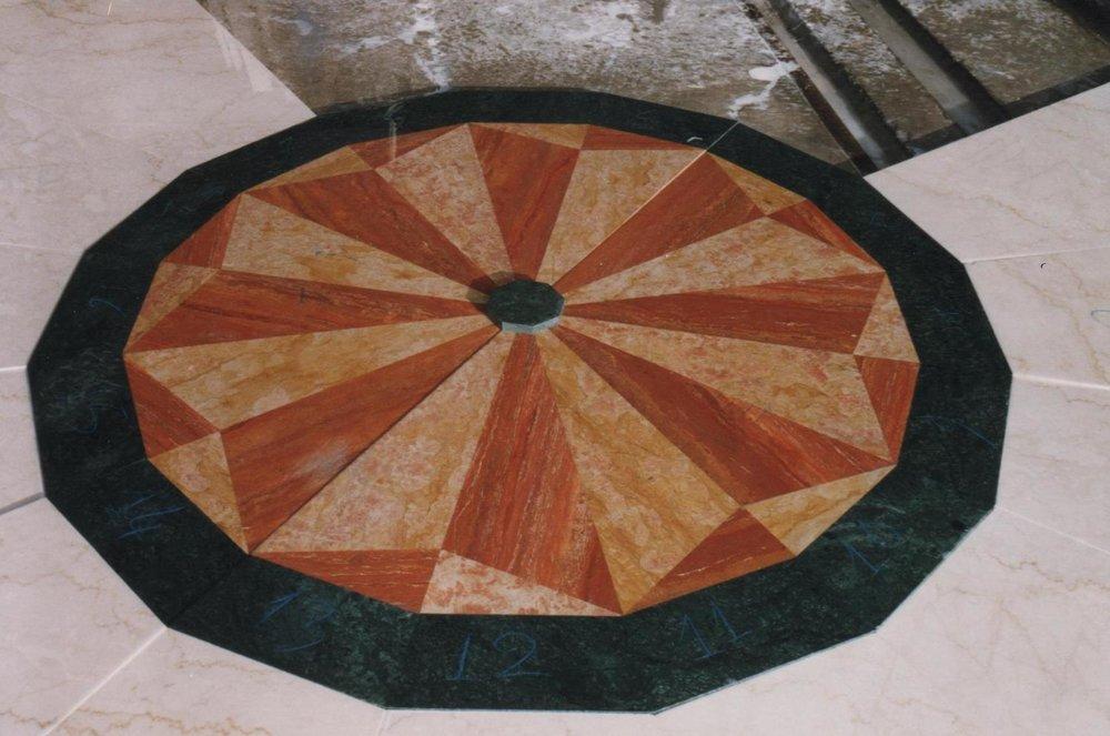 Pavimento Rosso E Bianco : Composizioni pavimenti e rivestimenti in marmo e pietra u marmi
