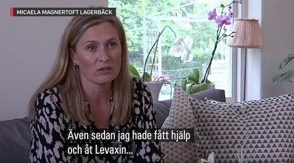 SVT Nyheter:Hypotereos-sjuka missnöjda med vården som erbjuds - https://www.svt.se/nyheter/inrikes/hypotereos-sjuka-missnojda-med-varden-som-erbjudshttps://www.svt.se/nyheter/inrikes/hypotereos-sjuka-micaela-magnertoft-lagerback-med-ny-medicin-kom-livet-tillbaka