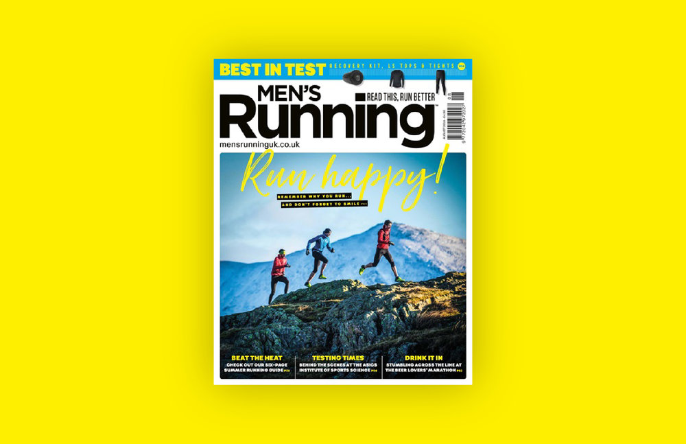 Happy Feet. How running delivers on the promise of making us happier and healthier? - Whether it's through social connections, finding 'flow' in the moment, or through finding the right balance between pleasure and purpose in our daily lives, Men's Running urban running contributor Scott Cain explores running and happiness.