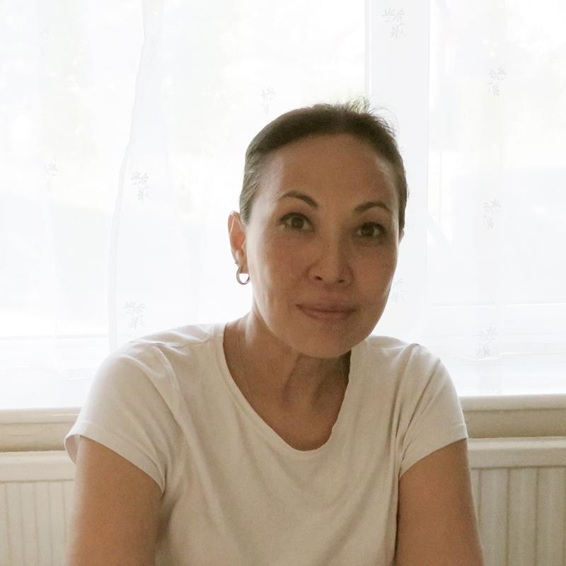 Marina - The creative planner and organiser-boss