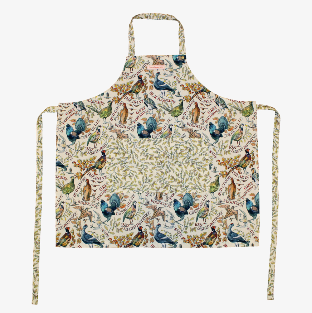Game Birds Apron by Emma Bridgewater