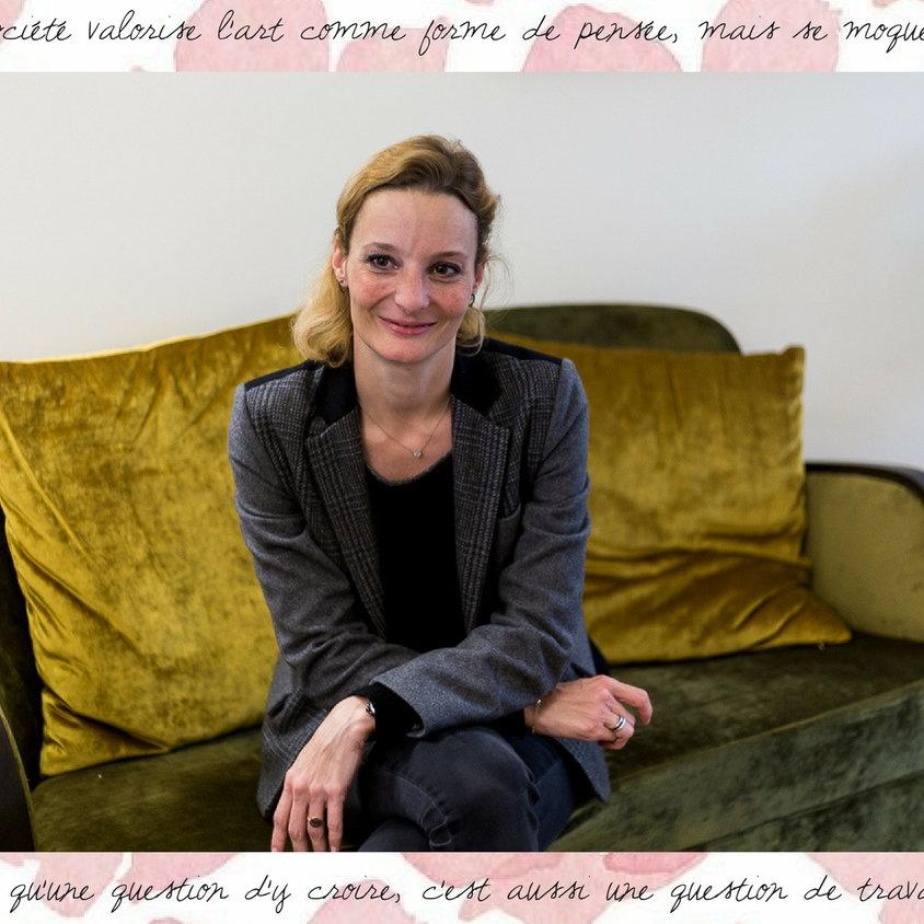 NEW STORY ! - Fanny Fiat, ancienne danseuse étoile de l'Opéra de Paris
