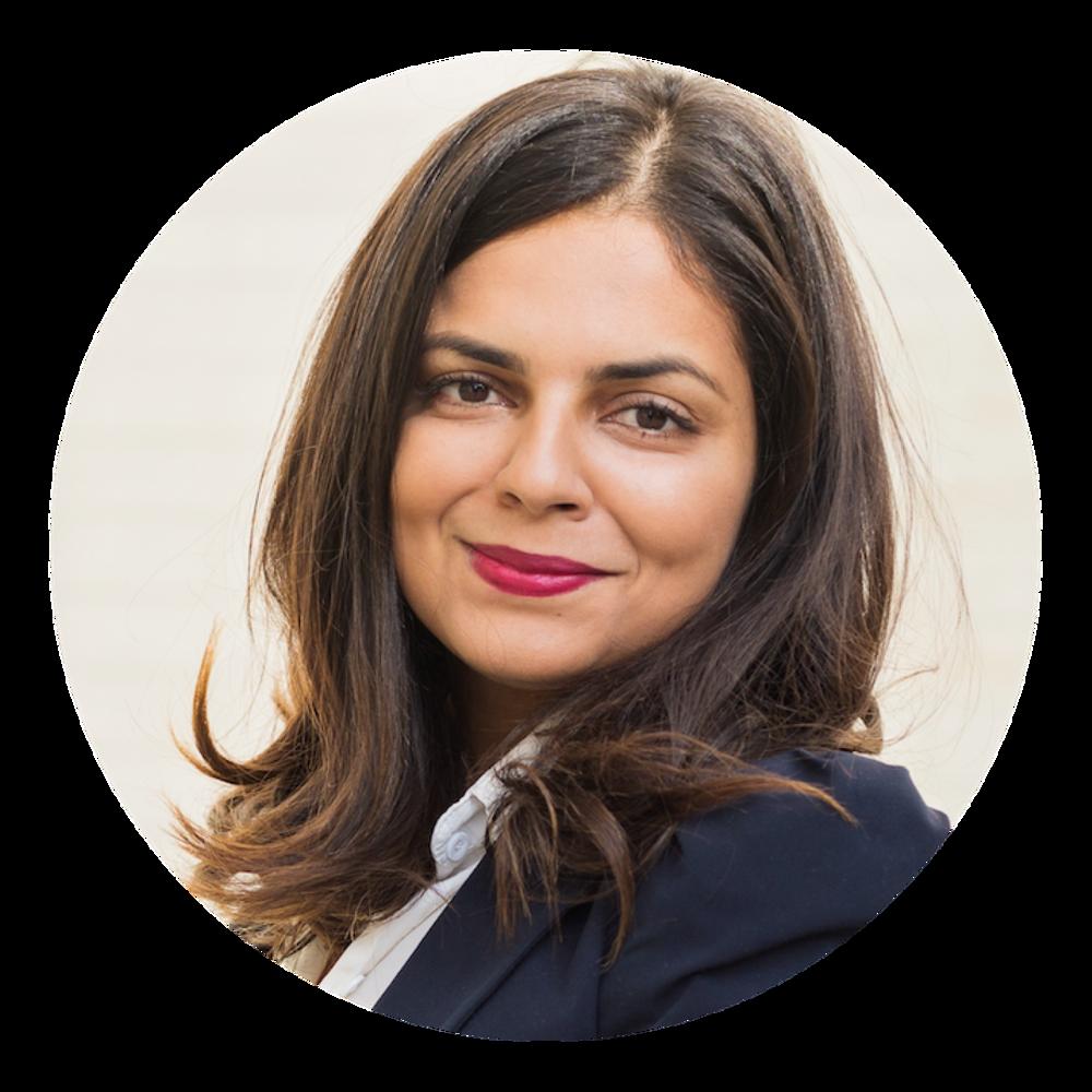 DALILA MADINE - Experte en Design thinking, fondatrice du Design thinking Lab de GRT Gaz,et entrepreneure