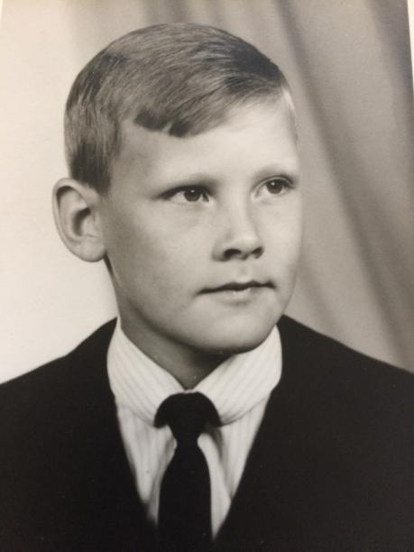 En ung Skagegård
