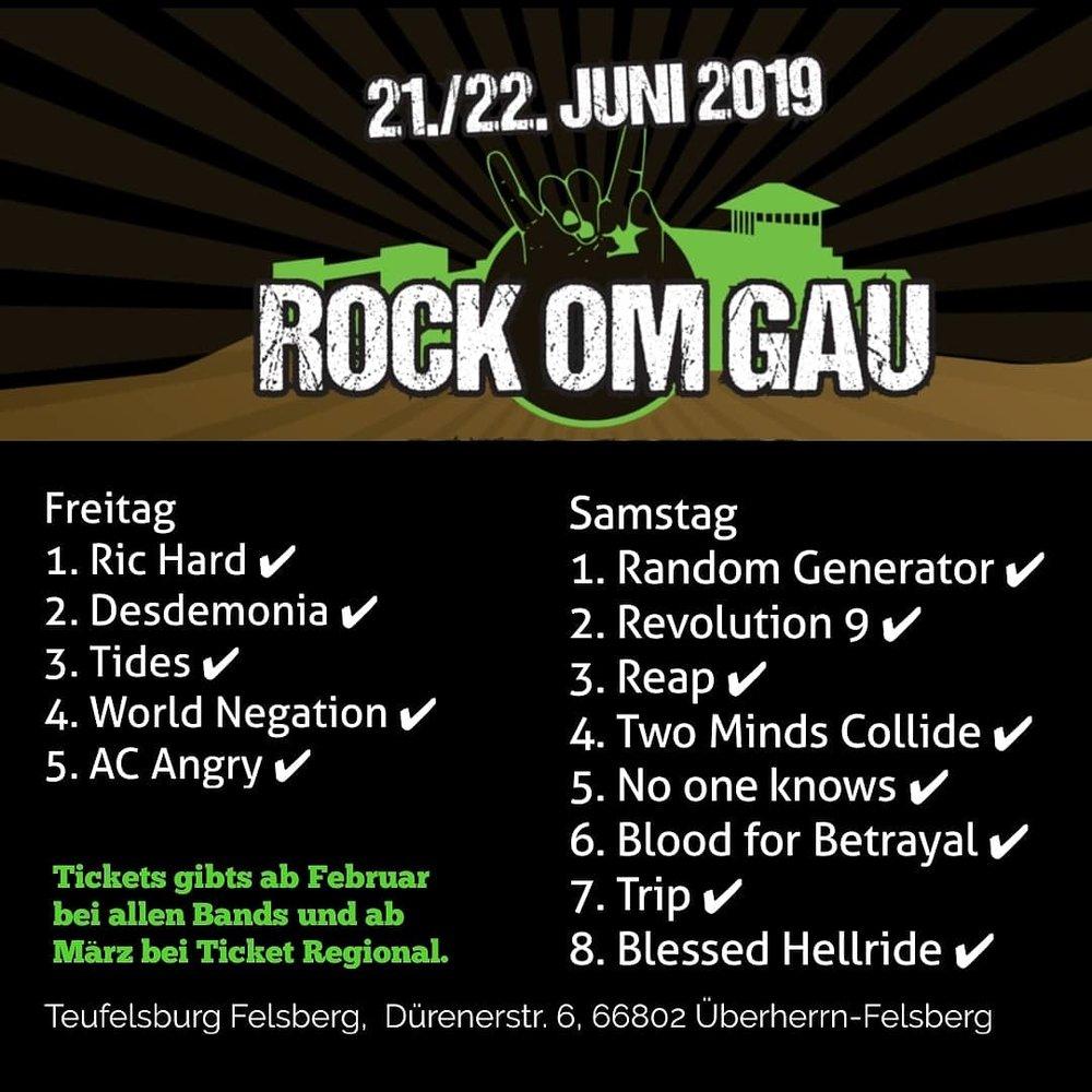 Rock om Gau
