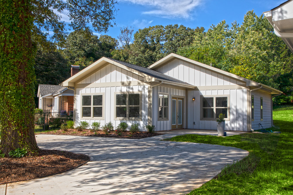 New Construction with Quality Framing. Architectural Shingles & Metal Roof Options. Upgraded Gutters. -