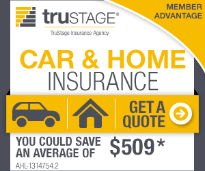 Car and Home Insurance through Trustage