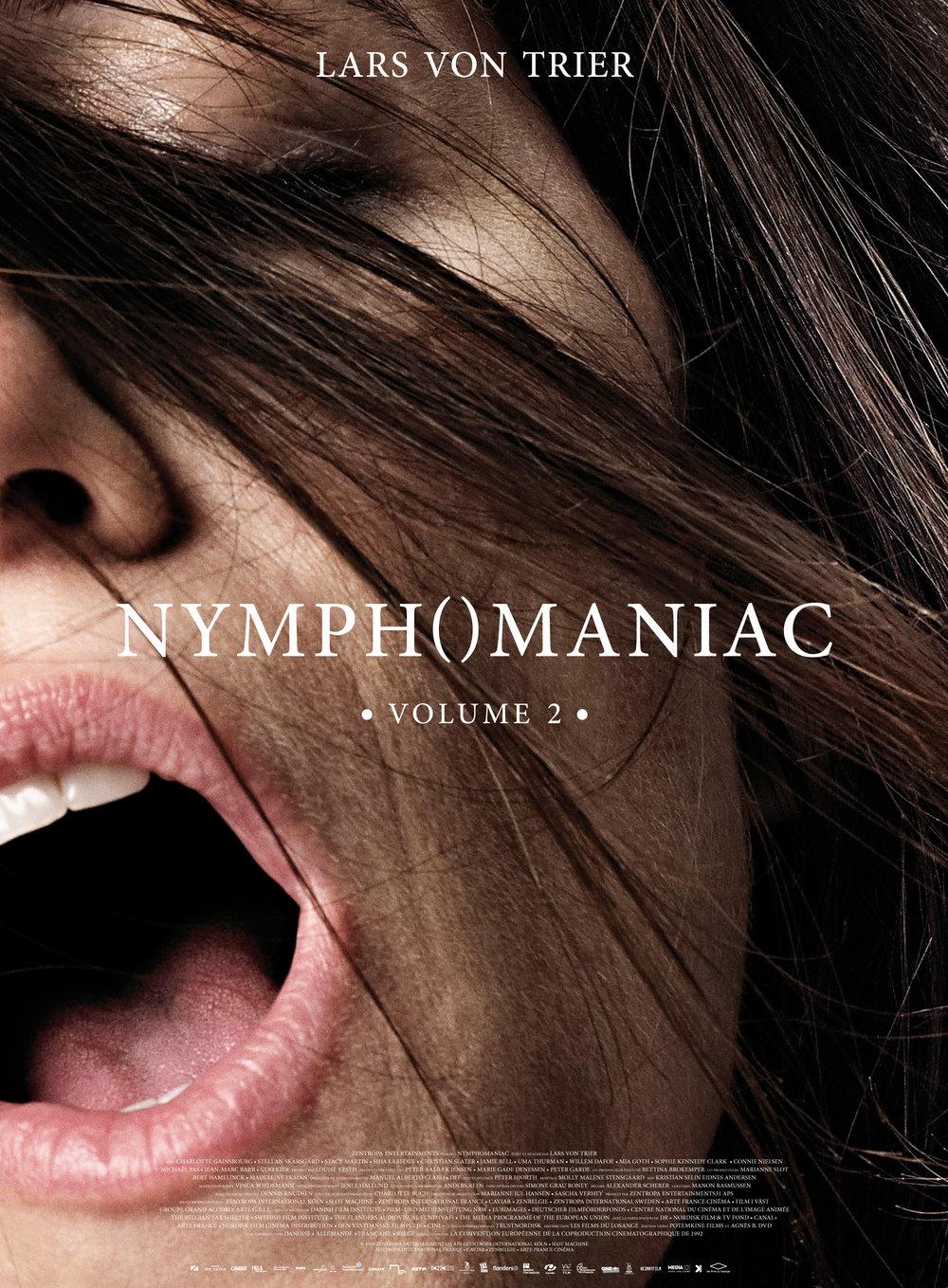 Nymphomaniac Vol. 2  by  Lars Von Trier