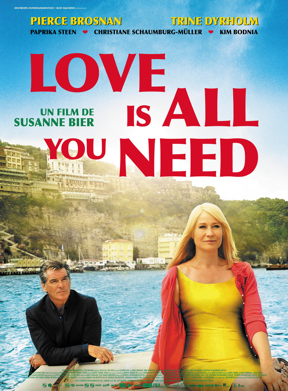 Love is all you need  de  Susanne Bier