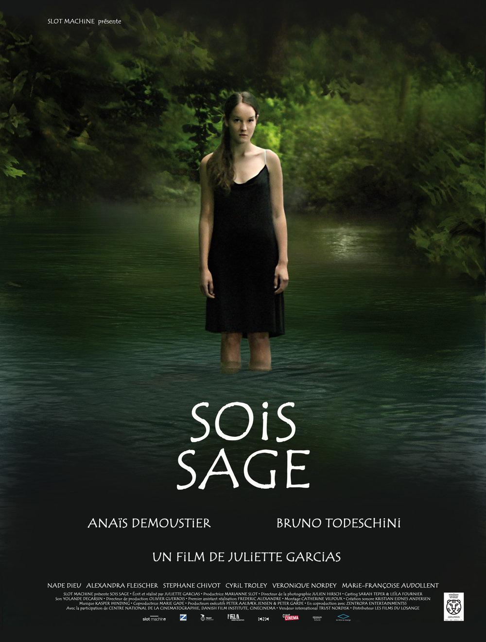 Sois Sage  de Juliette Garcias