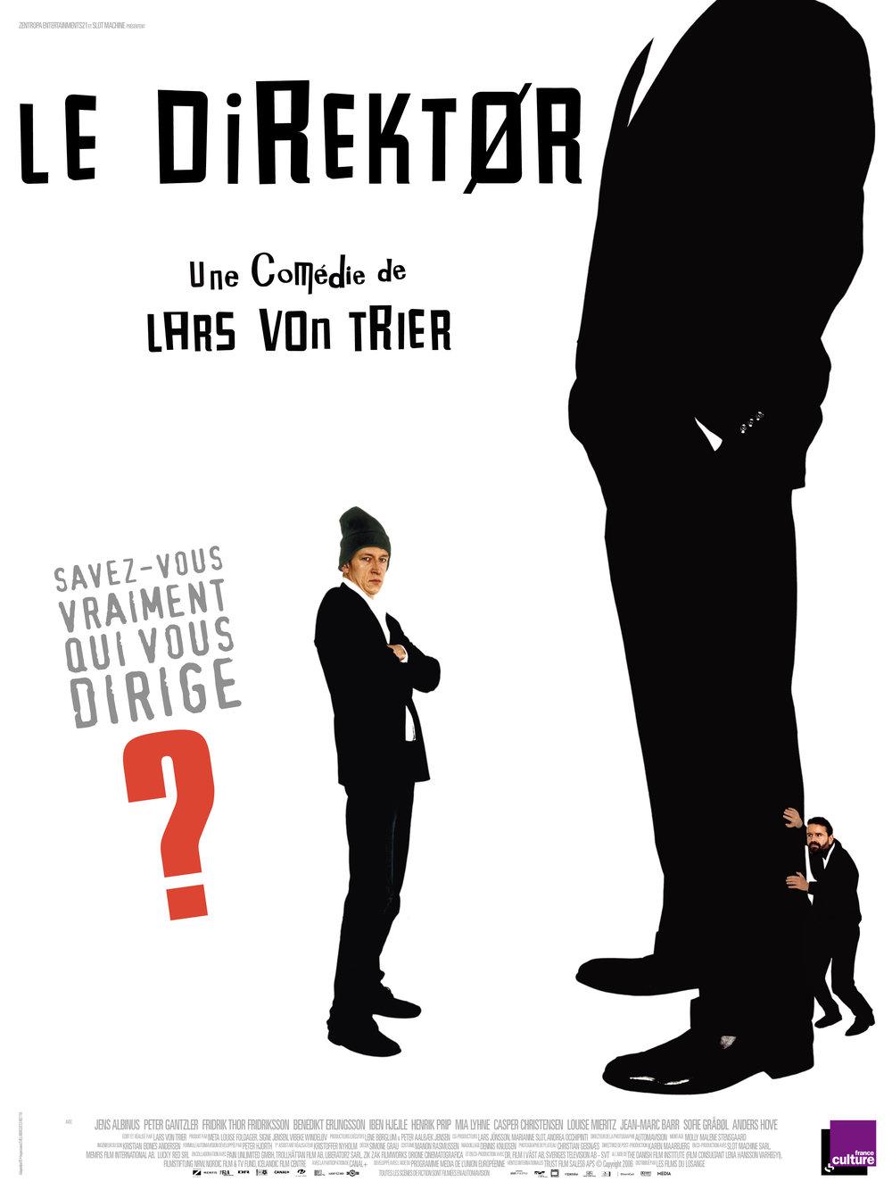 Le Direktor  by  Lars Von Trier
